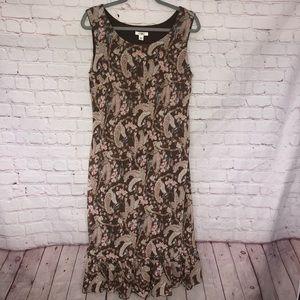 Cato Floral Print Dress